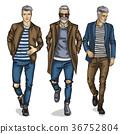 clothing fashion male 36752804