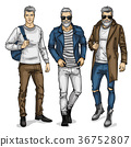 clothing fashion male 36752807