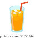 橘子汁 橙汁 果汁 36753304