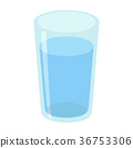 물, 유리, 글라스 36753306