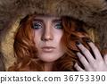portrait female Wavy 36753390