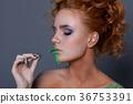 肖像 女性 女 36753391
