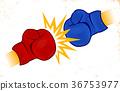 包裝 拳擊 復古 36753977