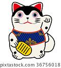 新年賀卡 賀年片 生肖 36756018