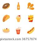 快 食物 食品 36757674