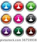 dress, icon, clothing 36759938