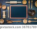 Kitchen utensils 36761789