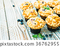 Blueberry muffin 36762955