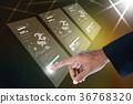 business,man,computer 36768320