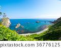 島武意海岸 積丹半島 景區 36776125