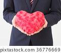 심장을 가진 남성의 신체 부위 36776669
