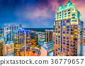 奥兰多 市中心 都市的 36779657