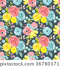 floral, flower, bloom 36780371