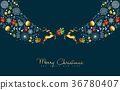 christmas, new, year 36780407