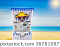 dog beach chair 36781097