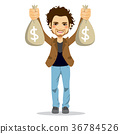 Lucky Man Money 36784526