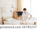 nurse, registered, hospital 36785237