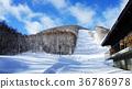 日本東北 福島 滑雪場 36786978
