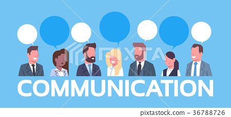 Business People Group Communication Concept Team 36788726