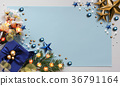 Abstract Christmas Background. 36791164