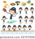 ผู้หญิง,การปรุงอาหาร,ทำอาหาร 36797606