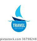 logo, yacht, travel 36798248