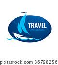 logo, yacht, travel 36798256