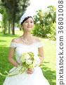 여성, 여자, 신부 36801008