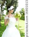 여성, 여자, 신부 36801013