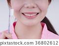 牙刷图像 36802612