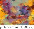 油画 抽象 抽象画 36806553