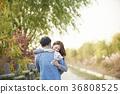 감정, 꽃, 단풍 36808525