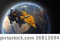 飛船 宇宙飛船 空間 36813094