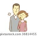 一對三十多歲的夫妻 36814455