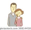 一對三十多歲的夫妻 36814458