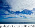 cloud, clouds, cirrocumulus 36817050