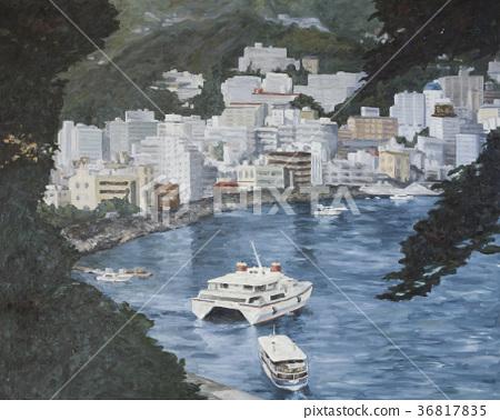Atami scenery 36817835