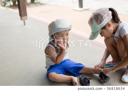 summer holiday, brother, brothers 36818634