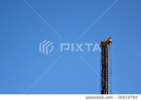 공사, 건설, 건물 36819794