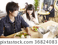 Cafe dating 36824083