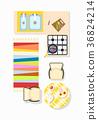 kitchen, interior, design 36824214