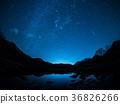 은하수, 겨울, 오리온 자리 36826266
