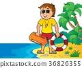 Life guard theme image 4 36826355