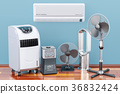 Cooling and climate electric devices 36832424