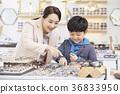 妈妈,儿子,配镜师 36833950