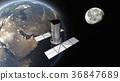 人造卫星 36847689