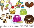 ice, cream, lollipop 36858862