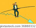 เดินไต่เชือก,เชือก,นักธุรกิจ 36860332