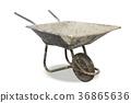 Wheelbarrow 36865636