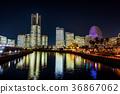 【神奈川縣】晚上橫濱 36867062
